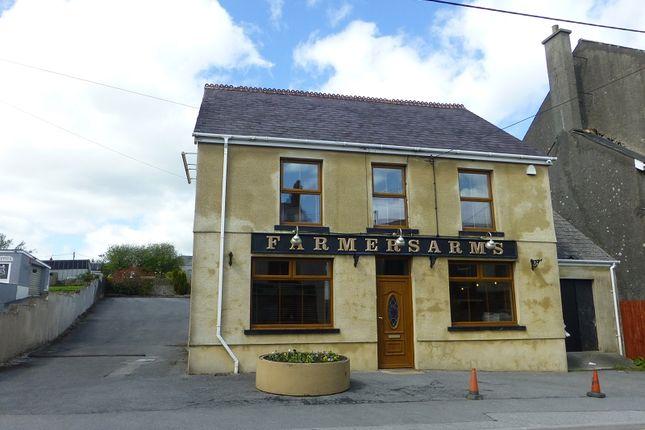 Thumbnail Pub/bar for sale in Norton Road, Penygroes, Llanelli, Carmarthenshire.