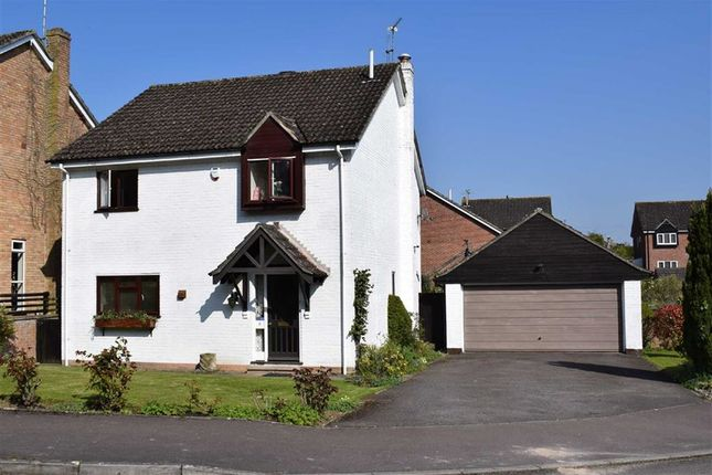 Thumbnail Detached house for sale in Church View, Chippenham, Wiltshire