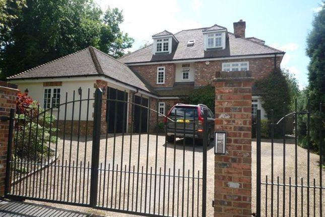 Thumbnail Property to rent in Oakhill Road, Sevenoaks