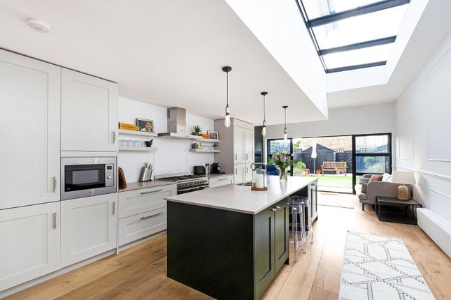 Thumbnail Terraced house for sale in Park Road, Kingston Upon Thames