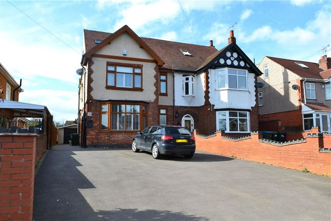 Thumbnail Semi-detached house for sale in Hinckley Road, Coventry, West Midlands