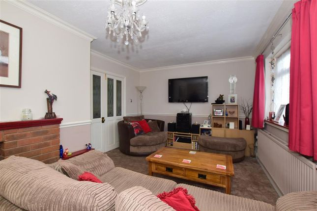 Thumbnail Flat for sale in Benhill Wood Road, Sutton, Surrey