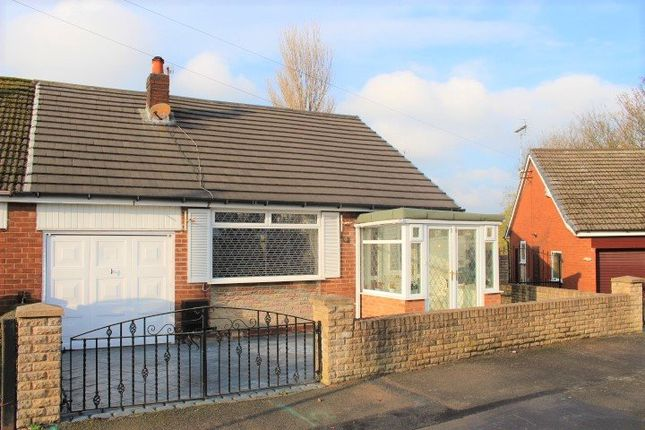 Thumbnail Semi-detached bungalow for sale in Grosvenor Crescent, Hyde