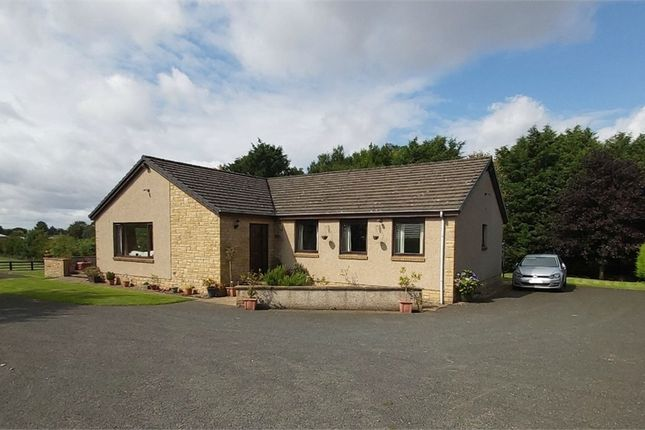 Thumbnail Detached bungalow for sale in Delinacaar, The Sidings, Station Gardens, Cornhill-On-Tweed, Northumberland