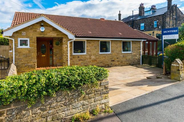Thumbnail Detached bungalow for sale in St Margarets Avenue, Horsforth