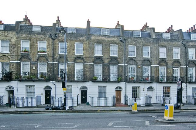 Thumbnail Terraced house for sale in Claremont Square, Islington
