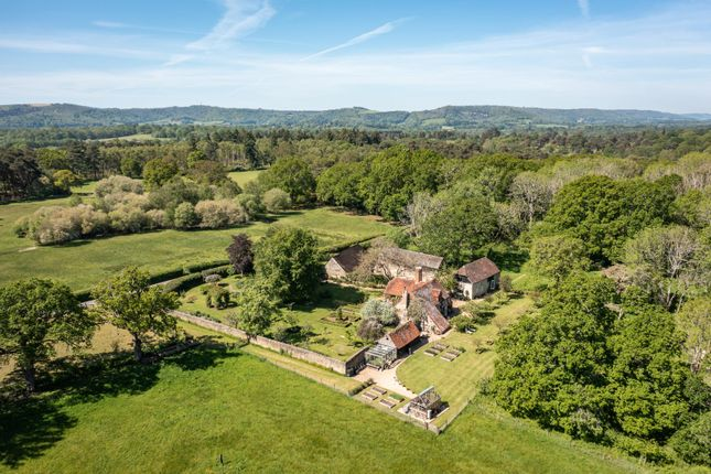 Thumbnail Detached house for sale in Tripp Hill, Fittleworth, Nr Petworth