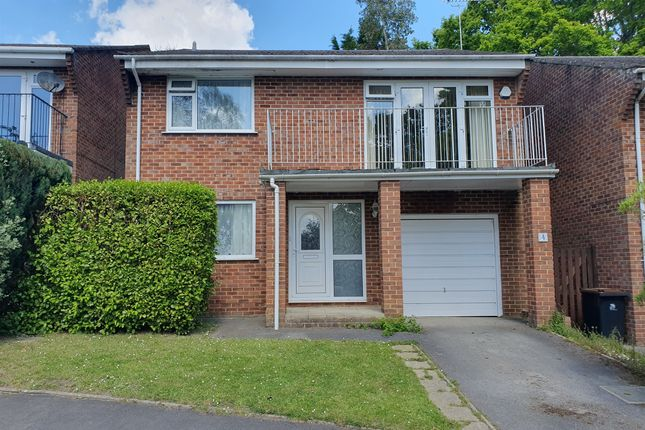 Thumbnail Detached house for sale in Saddle Close, Wimborne