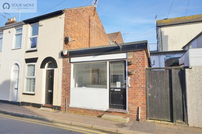 Thumbnail Terraced house for sale in Silkmill Road, Great Yarmouth