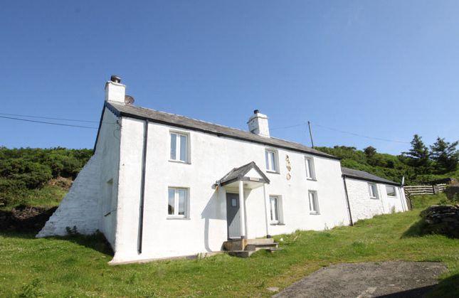 Thumbnail Farmhouse for sale in Tywyn, Gwynedd
