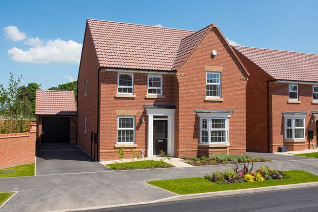 """Thumbnail Detached house for sale in """"Holden"""" at Brookfield, Hampsthwaite, Harrogate"""