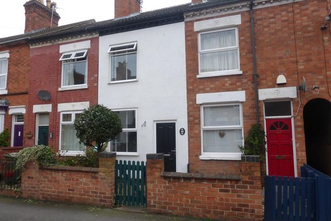 Thumbnail Terraced house to rent in Cambridge Street, Loughborough