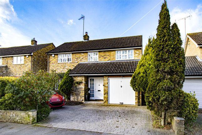 Detached house for sale in St James Road, Finchampstead, Wokingham, Berkshire