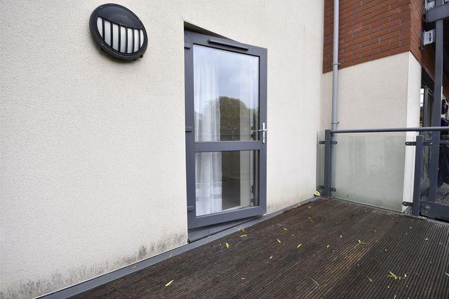 Balcony of 143 Paxton Drive, Ashton, Bristol BS3