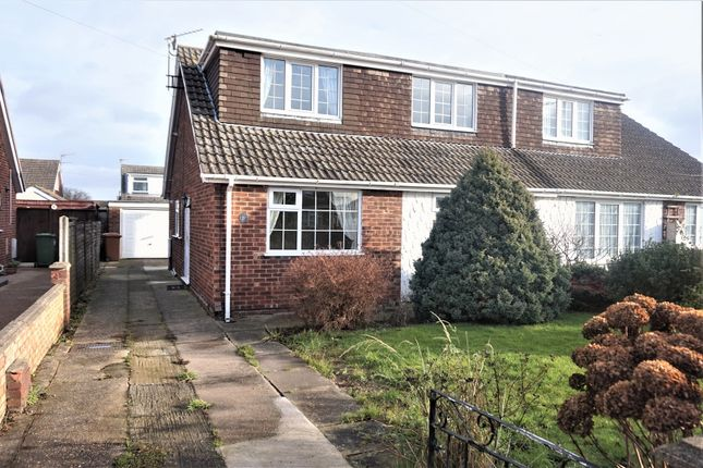 Thumbnail Semi-detached house for sale in Larmour Road, Grimsby