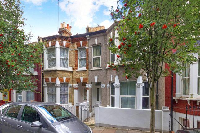 External of Aspenlea Road, Hammersmith W6