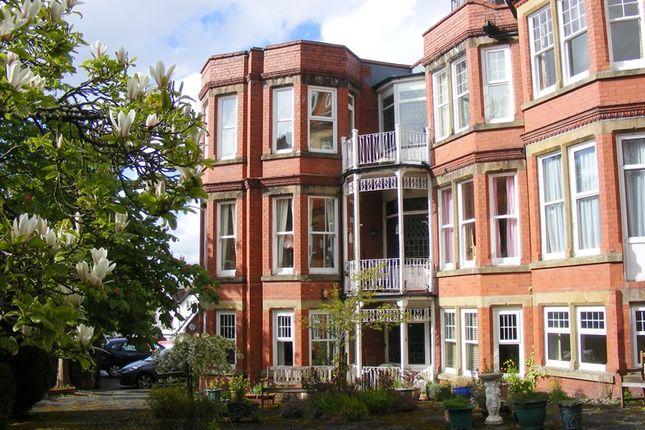 Thumbnail Flat for sale in Rosehill Mews, Cefnllys Lane, Llandrindod Wells, 5Ld.