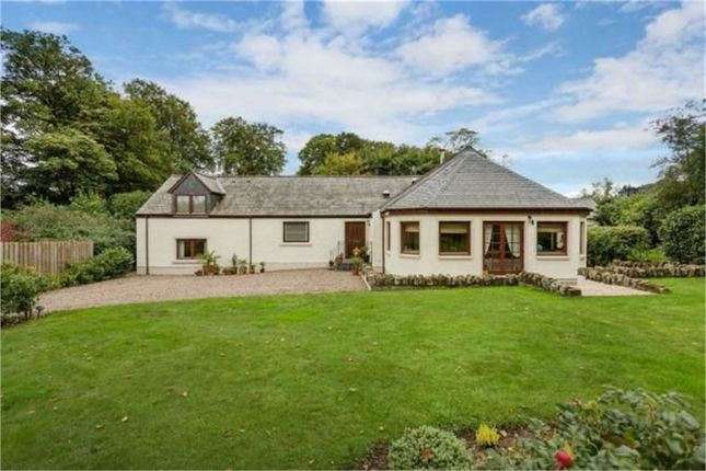 Detached house for sale in Nine Mile Burn, Penicuik, Midlothian