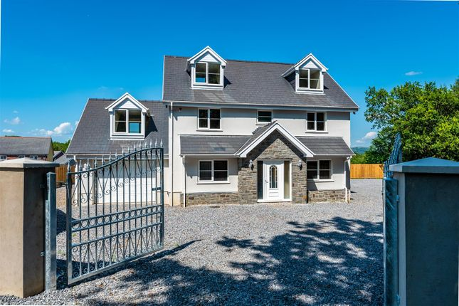 Thumbnail Detached house for sale in Hafod Road, Tycroes, Ammanford
