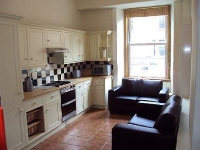 Thumbnail Flat to rent in Polwarth Crescent, Edinburgh EH11,