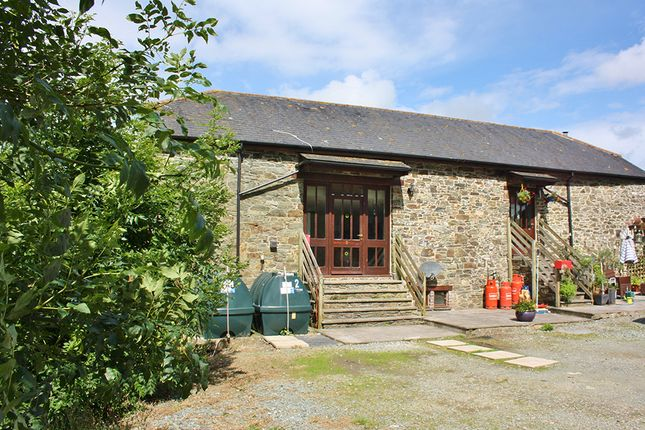 Thumbnail Barn conversion to rent in Shortburn Farm, Milton Abbot