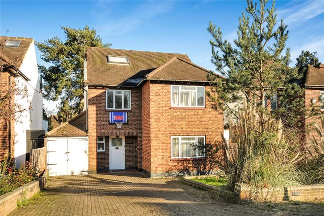 Thumbnail Property for sale in Murray Crescent, Pinner, Middlesex