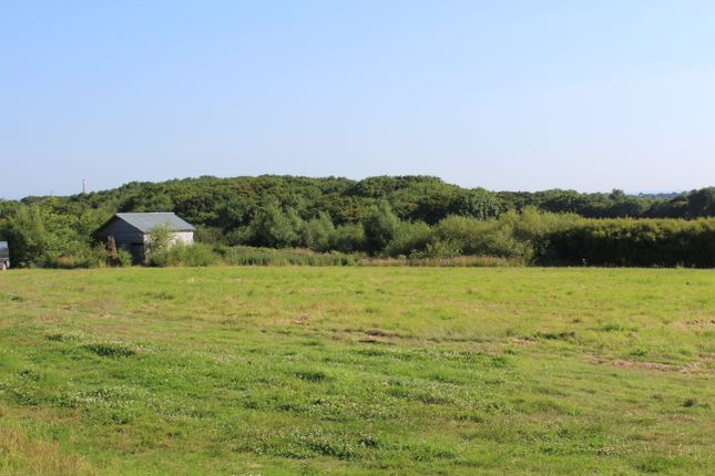 Thumbnail Land for sale in West View Road, Gurnard, Cowes