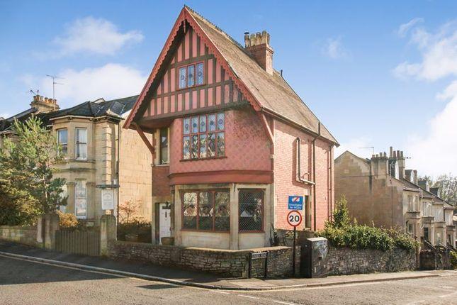 Thumbnail Detached house for sale in Newbridge Road, Lower Weston, Bath