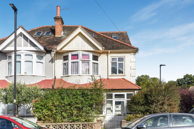 Thumbnail Semi-detached house for sale in Kirkstall Gardens, London