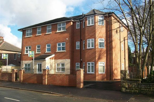 Thumbnail Flat to rent in 48 Park Rd, Eccles, Manchester