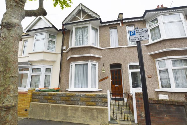 Thumbnail Terraced house for sale in Caulfield Road, East Ham, London