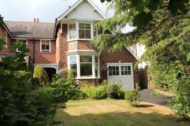 Thumbnail Semi-detached house for sale in Chapel Lane, Knighton, Leicester