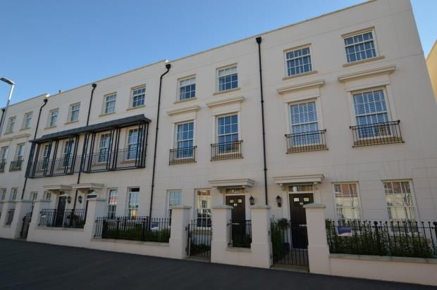 Thumbnail Terraced house for sale in Hercules Road, Sherford, Plymouth