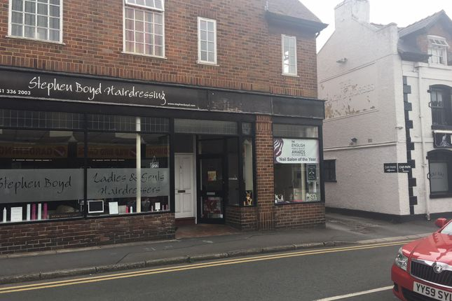 Thumbnail Retail premises to let in Bridge Street, Neston
