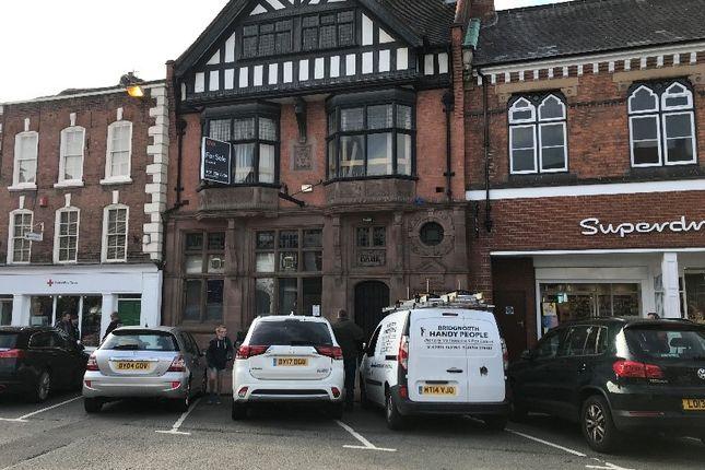 Thumbnail Retail premises to let in High Street, Bridgnorth