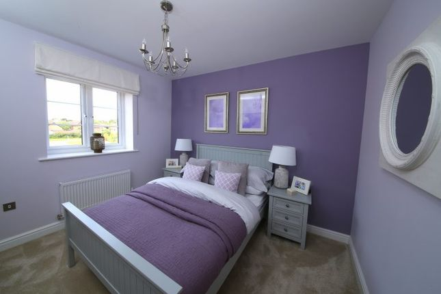 Thumbnail Semi-detached house for sale in Heanor Road, Smalley, Ilkeston, Derbyshire