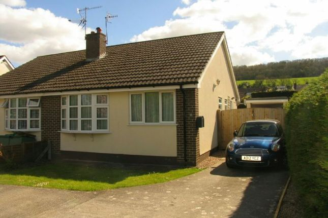 Thumbnail Semi-detached house to rent in Knightcott Road, Banwell