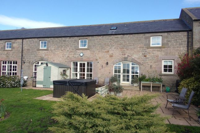 Thumbnail Barn conversion for sale in North Charlton, Chathill