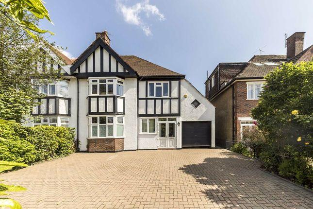 Thumbnail Semi-detached house to rent in Gunnersbury Avenue, London