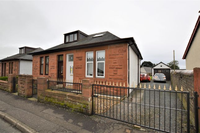Thumbnail Semi-detached bungalow for sale in 4 Dundonald Road, Dreghorn, Irvine