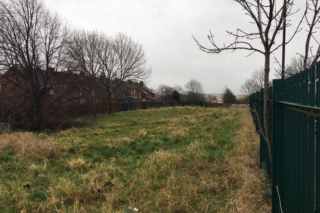 Land for sale in Nelson Street, Doncaster