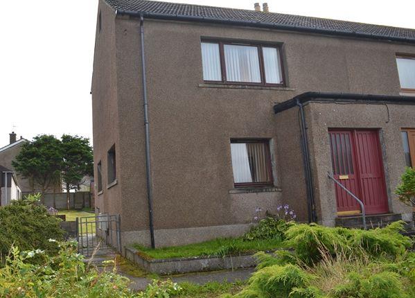 Thumbnail End terrace house for sale in 50 Royal Terrace, Thurso