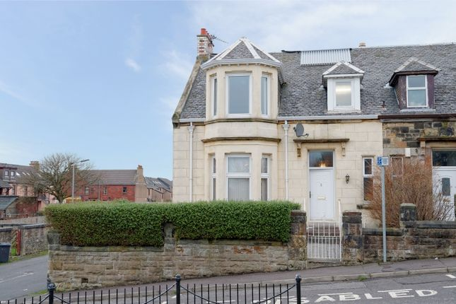 Thumbnail Semi-detached house for sale in Hill Place, Ardrossan, North Ayrshire