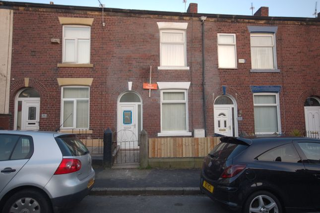 Thumbnail Terraced house to rent in Oram Street, Walmersley, Bury