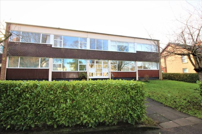 Thumbnail Flat to rent in Marlborough Park South, Belfast