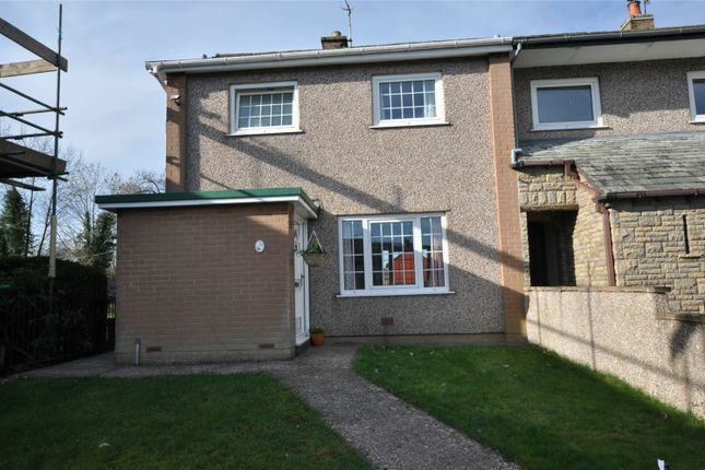 Thumbnail End terrace house for sale in 10 Westgarth Court, Kirkby Stephen, Cumbria