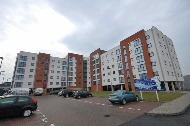 Thumbnail Flat to rent in Pilgrims Way, Salford