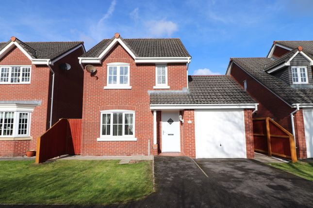 Thumbnail Detached house for sale in Lowry Gardens, Stanwix, Carlisle