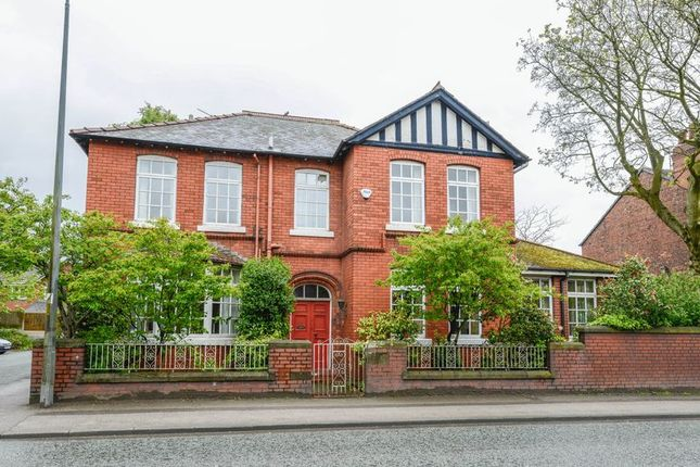 Thumbnail Detached house for sale in Whelley, Wigan