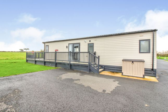 Thumbnail Mobile/park home for sale in Blackford, Carlisle